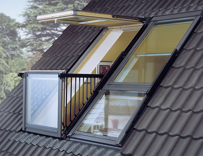 Velux edw amazing velux roof windows with velux edw top for Velux cladding kit