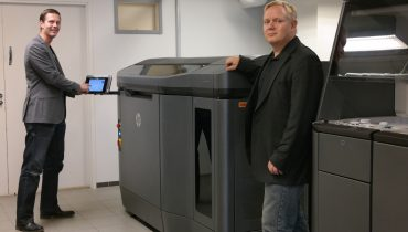 PLM Group delivers its first HP 3D printer