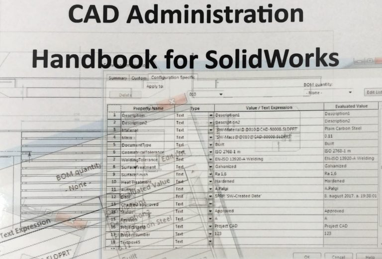 CAD Administration Handbook For SOLIDWORKS - PLM Group EU