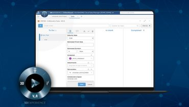 How to use tasks with Collaborative Industry Innovator in 3DEXPERIENCE