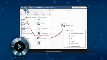 How to organize your files with Bookmark Editor in 3DEXPERIENCE