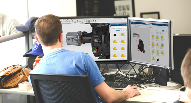Get SOLIDWORKS and 3DEXPERIENCE ina bundle of limitless capabilities