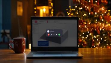 Our Christmas video to you - enjoy the holiday season!