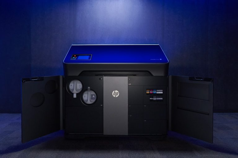 Full colour 3D printer HP MJF 580