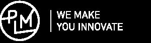 PLM We make you innovate logo