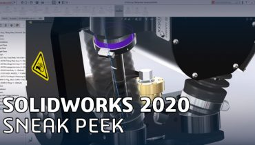 Sneak Peek to SOLIDWORKS 2020 – What's New?