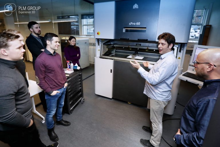 Sharing knowledge at Nexttech for additive manufacturing