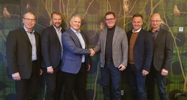 ACQUIRES DANISH TEAMWORKS A/S