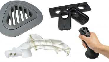 Four new production materials for the Figure 4 printer