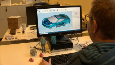 Software to optimize the 3D print process