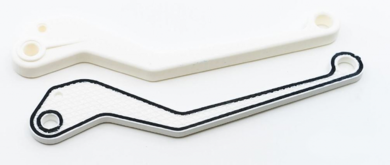 Nylon white material