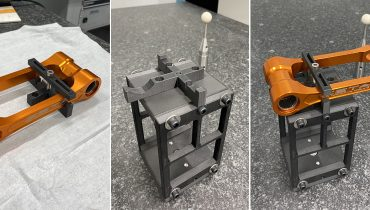 3D printed fixtures improves measuring for MF Precision